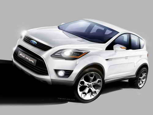 Ford Kuga Prices