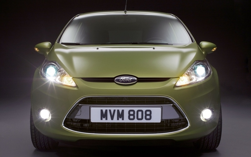 Global Debut for New Ford Fiesta