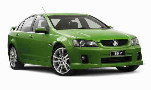 Holden VE Commodore SS V 60th Anniversary