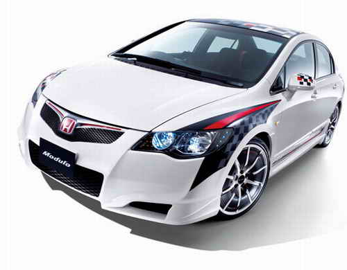 "New stuff 2011 Civic VTi ""Viper"" - 1195 Honda Civic Sports Modulo TYPE R"