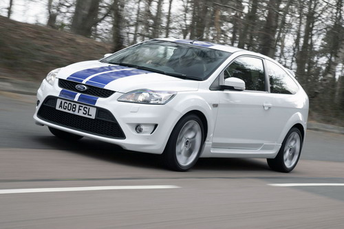 Auto Car Zone Idea: Ford Focus ST Top Speed Pictures