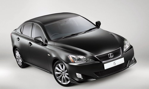 lexus is 250 black rims. The IS 250 SR is on sale from
