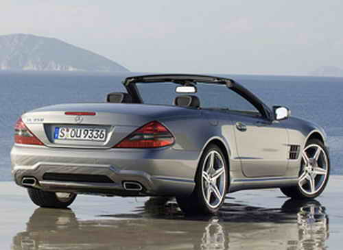 Mercedes Benz SL 600 -
