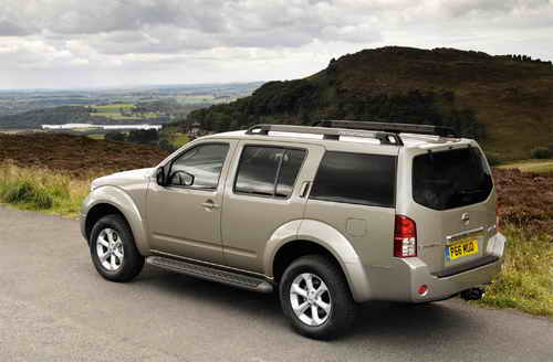 Nissan Pathfinder Specs And Photos