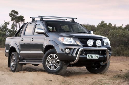 Toyota TRD HiLux Accessories