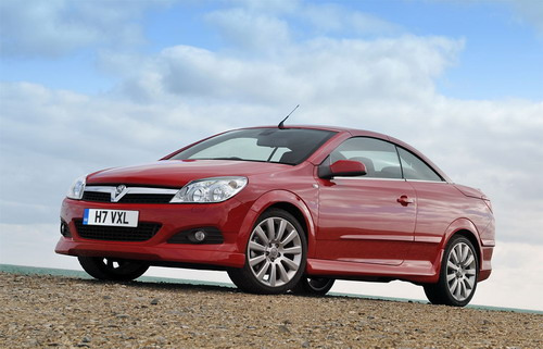 Vauxhall Astra TwinTop Exclusiv XP