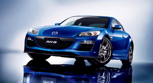 2009 Mazda Rx 8. Mazda RX-8 Program Manager