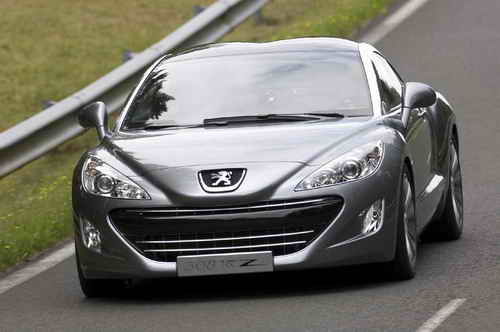 Peugeot 308 RC Z depends on the progress of the updates done on the