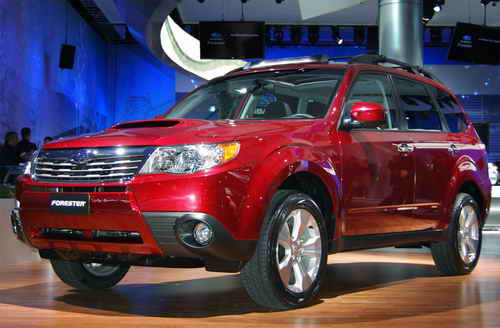 Subaru Forester Price for US Market
