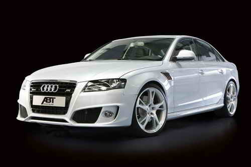 Latest ABT Audi AS4 Avant