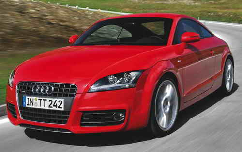 Audi TT TDI Price for European Market