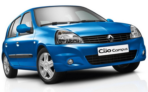 renault clio campus 2009 cars renault. Black Bedroom Furniture Sets. Home Design Ideas
