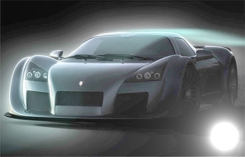 GUMPERT Apollo Speed Teaser