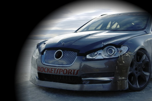 Jaguar XFR Top Speed