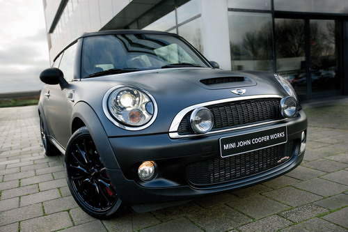 Black Club Mini John Cooper