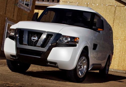 Nissan NV2500 Concept Vehicle