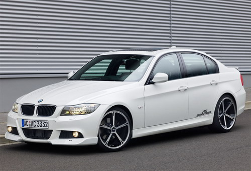 2009 BMW 3 Series Facelift by AC Schnitzer