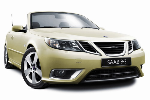 Saab 9-3 2.0T Special Edition Convertible