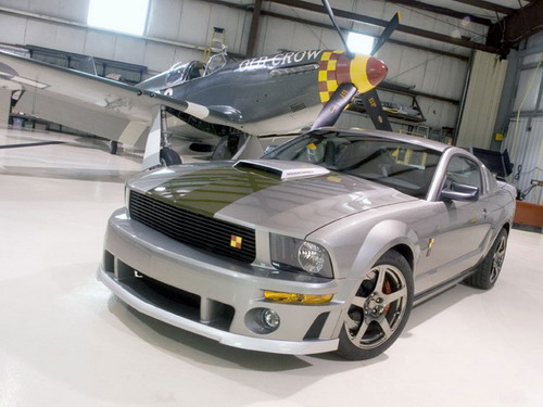 ROUSH Mustang P-51B Limited Edition