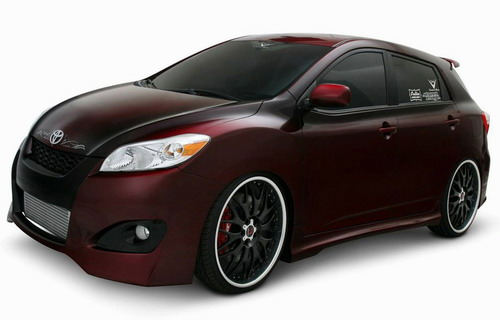 Toyota Matrix 6-String Concept Car