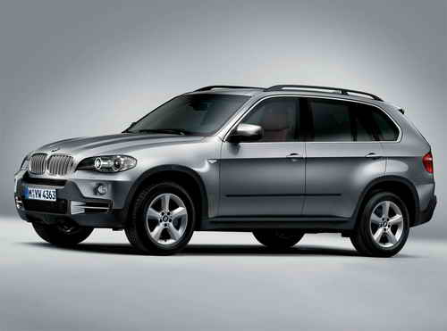 BMW X5 Security - An Armored Vehicle