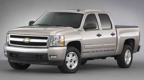 Chevrolet Fuel Economy Range Pickups and SUVs