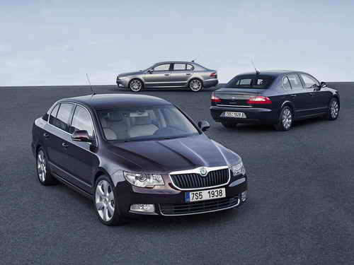 Skoda Superb Options List and Pricing