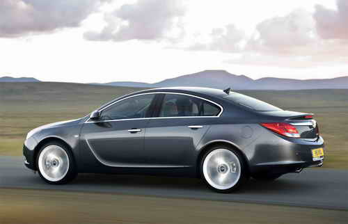 Vauxhall Insignia Price for UK Market