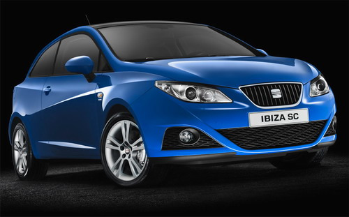SEAT Ibiza SC Price for UK Market