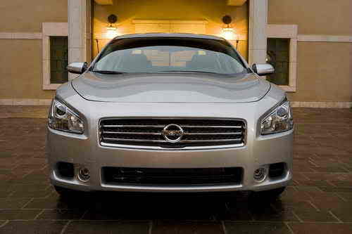 2009 Nissan Maxima Price for US Market
