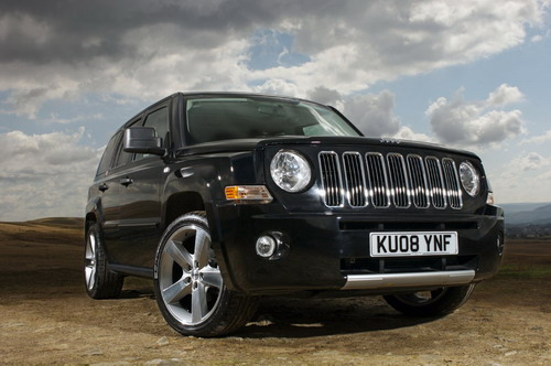 2008 Startech Jeep Patriot in UK
