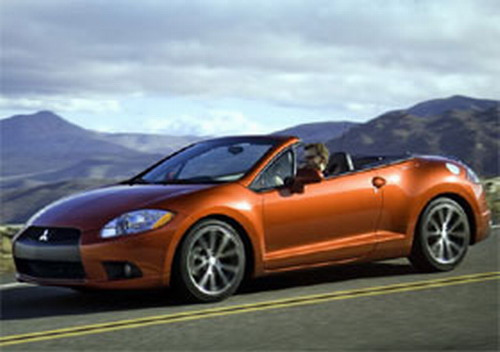 2009 Mitsubishi Eclipse and Spyder Price