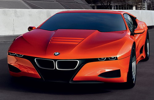BMW M1 Homage Cars