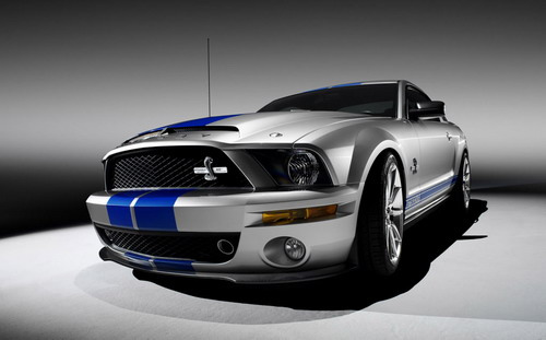 2008 Ford Shelby GT500KR Details