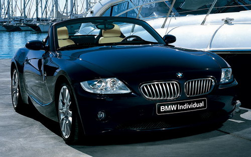 BMW Z4 2.5i Individual Edition Car