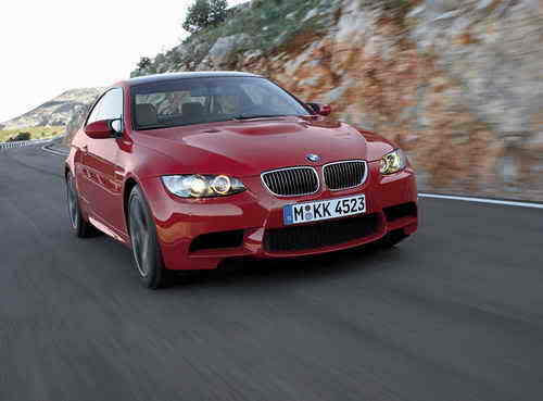 2008 BMW M3 Coupe Sales