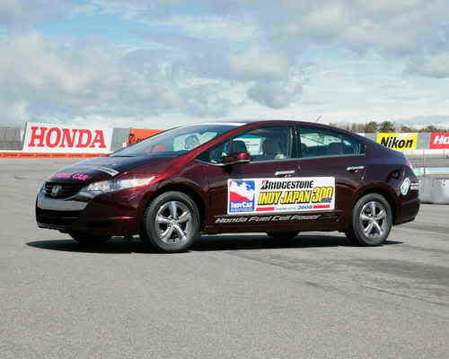 Honda FCX Clarity for 2008 Indy Japan Official Car