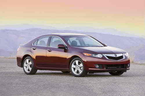 2009 Acura TSX Price Details