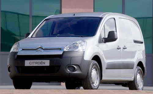 2008 Citroen Berlingo in UK