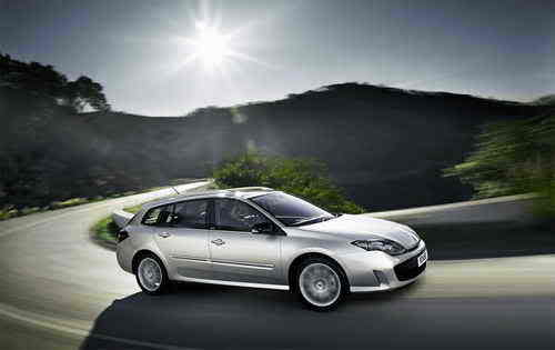 2008 Renault Laguna GT for UK