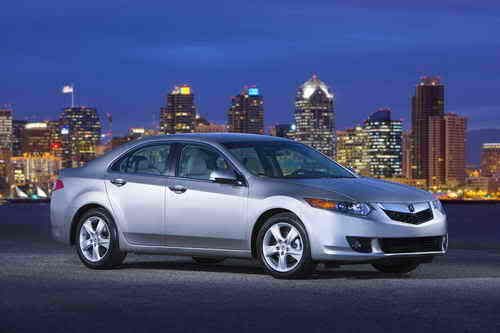 2009 Acura TSX Details