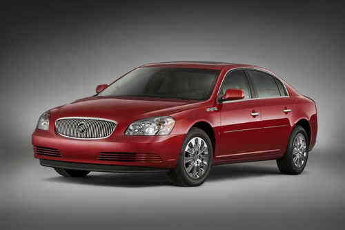Buick Lucerne CXL Special Edition Car