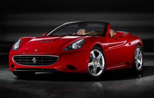 Ferrari California Engine Awesome Specification