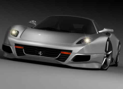 Ferrari (official topic) - Page 2 997-Ferrari-F250-Concept-Car